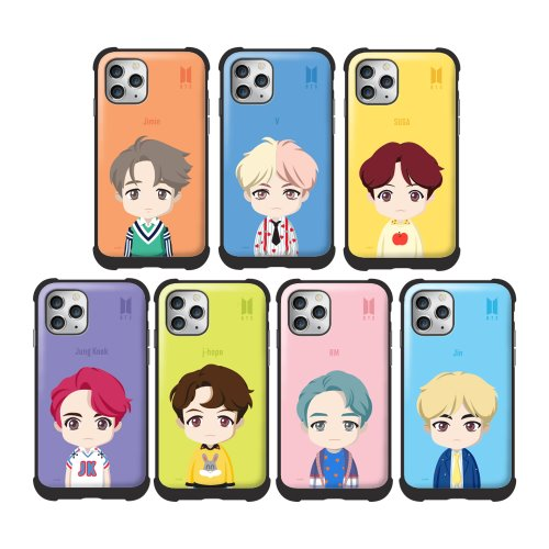 [BTS] BTS UPPER BODY VOLUME BUMPER SLIDE CASE