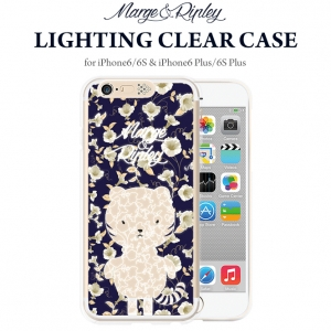 5be168abd7 상품명 : [SG DESIGN] iPhone6/iPhone6 Plus M&R Lighting Clear Art Case - Ripley  Morning glory